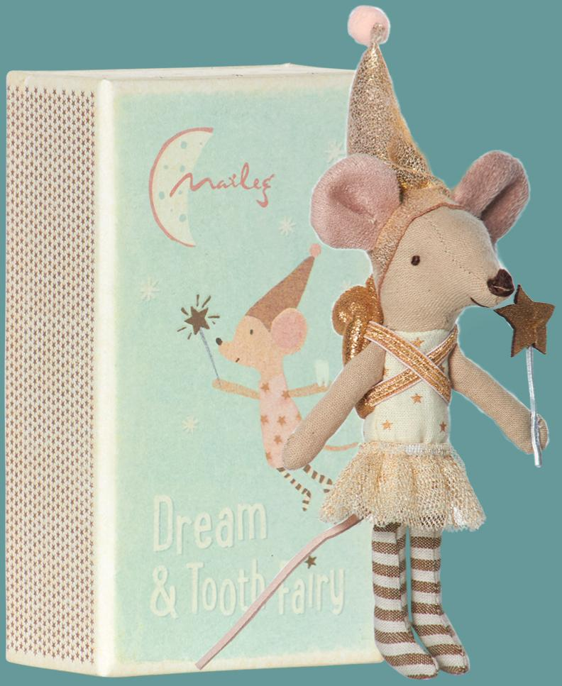 Maileg - Girl Mouse Tooth Fairy