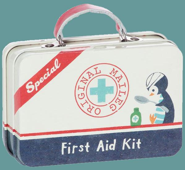 Maileg - Metal First Aid Suitcase
