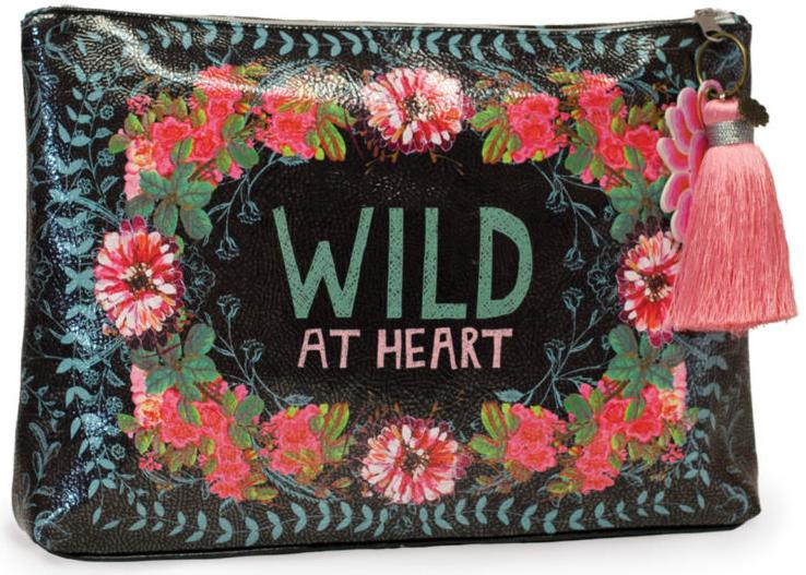 Gypsy Rose Large Accessory Pouch