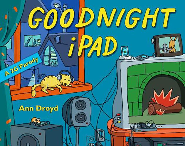 Goodnight iPad Book