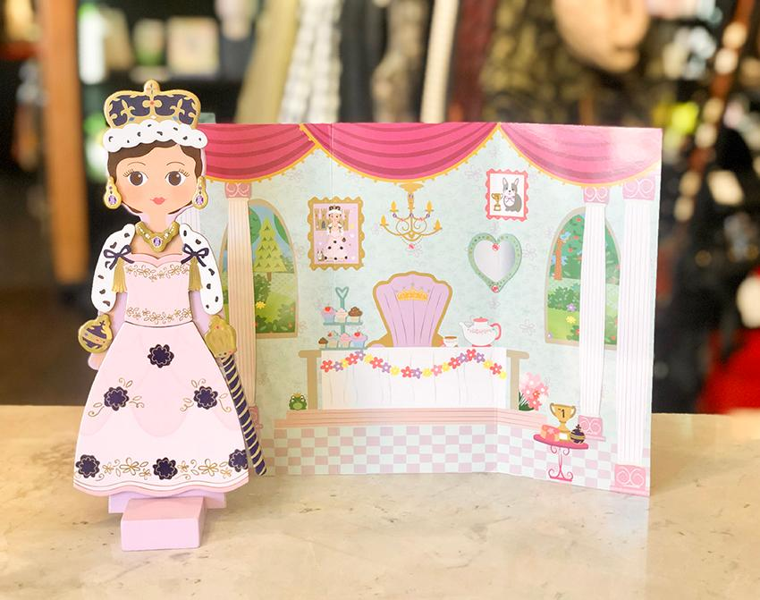 Charlotte Magnetic Dress Up Doll