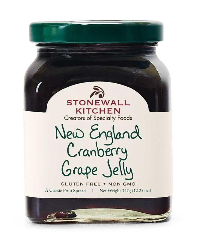 New England Cranberry Gram Jelly