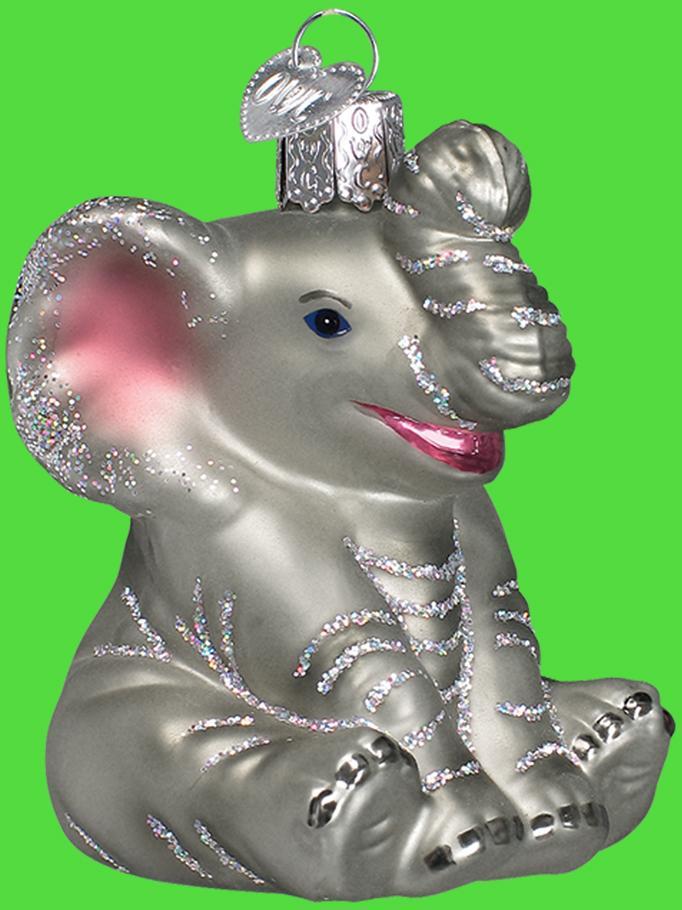 Old World Little Elephant