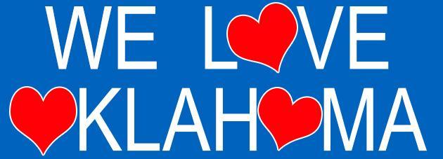 We Love Oklahoma