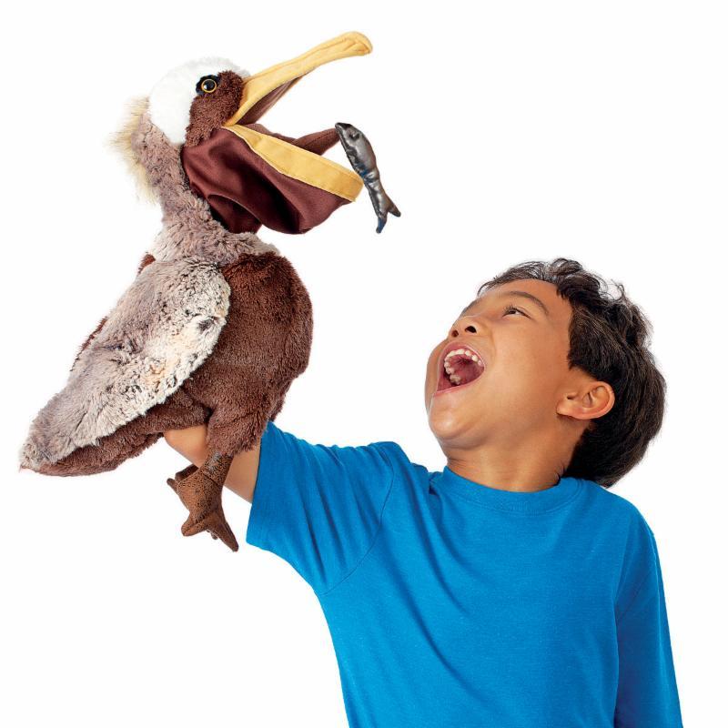 Folkmanis-Pelican Puppet