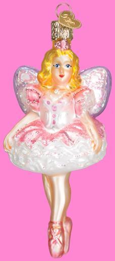 Old World Sugar Plum Fairy