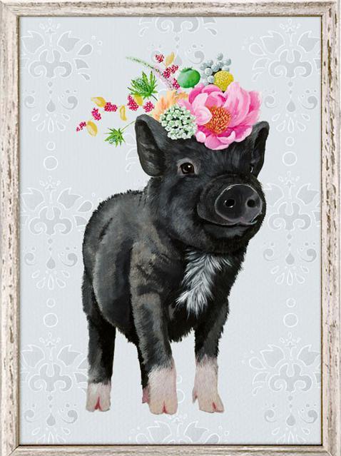 Piggy - 5x7