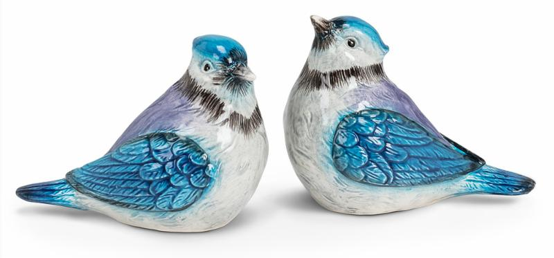 Salt & Pepper - Blue Jays