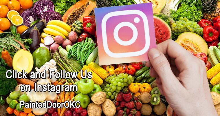 Follow PaintedDoorOKC on Instragram