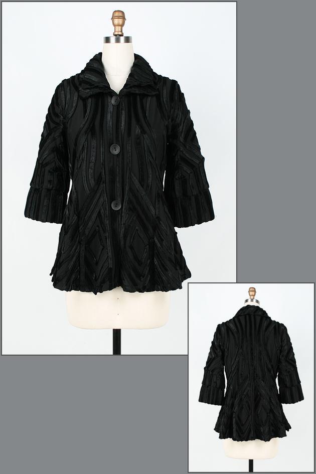 Damee - Velvet Black