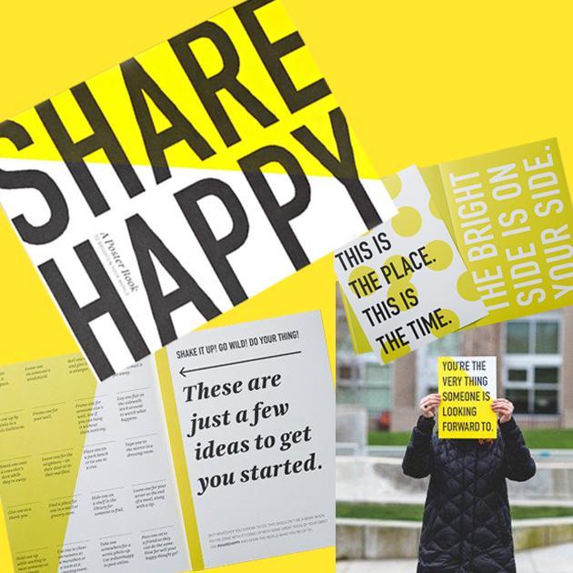 Book - Share Happy