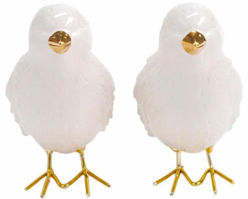 Bird Salt and Pepper