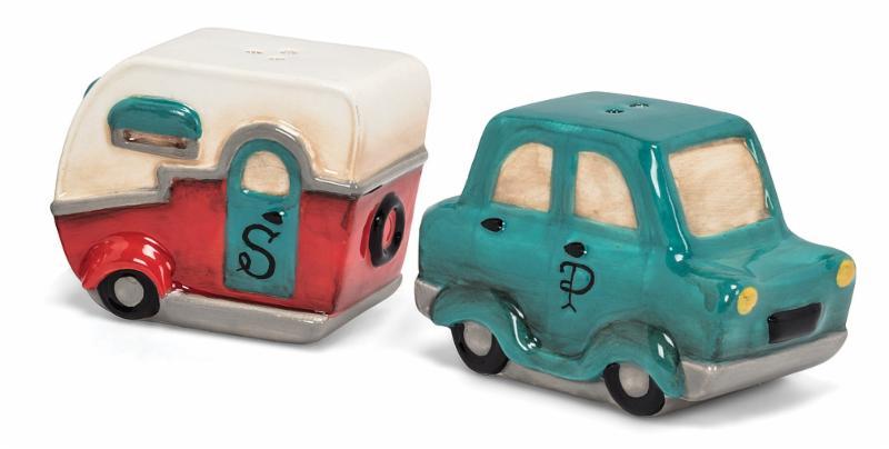 Salt & Pepper - Car & Travel Trailer