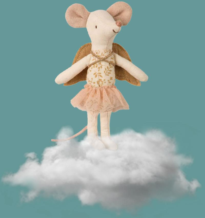 Maileg - Guardian Angel Mouse