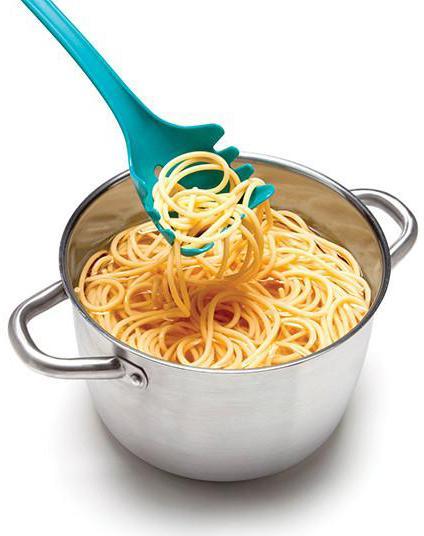 Papa Nessie Pasta Spoon