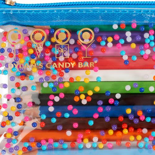 Candy Sprinkle Pencil Pouch
