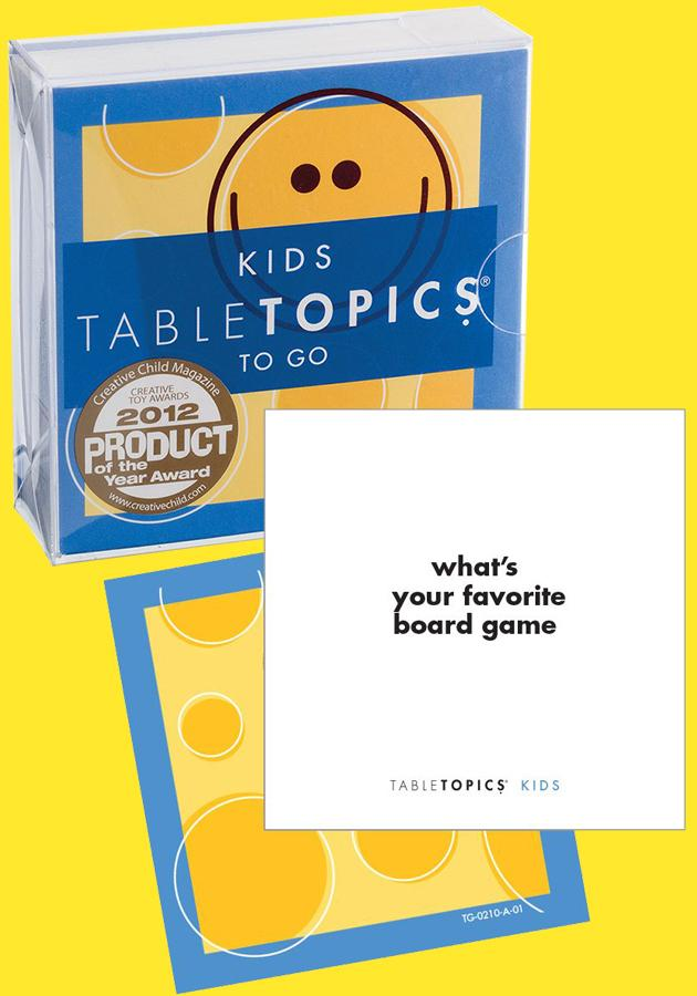 Tabletopics - Kids