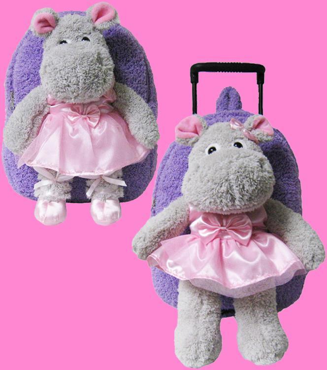 Hippo Rolling Bag _ Back Pack