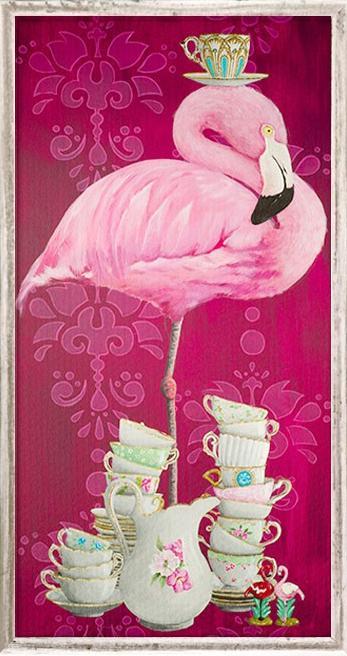 Flamingo - 5x10