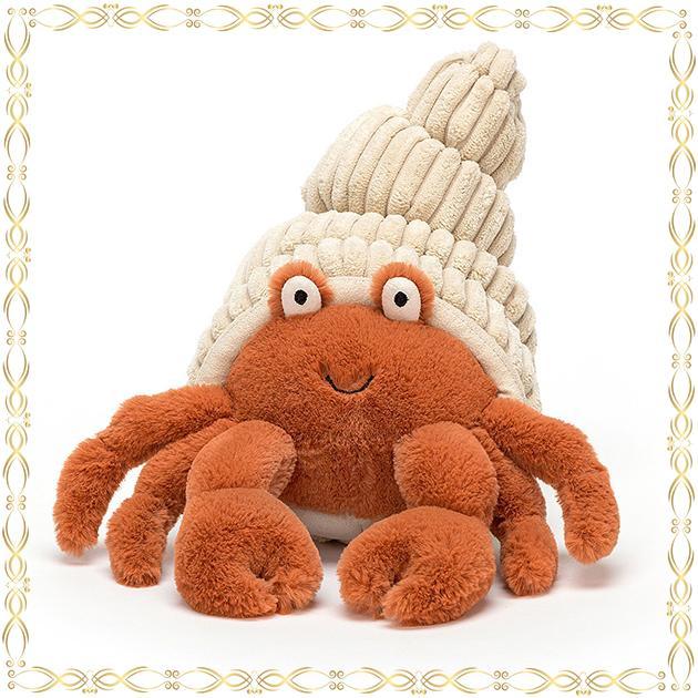 Jellycat - Herman Hermit Crab