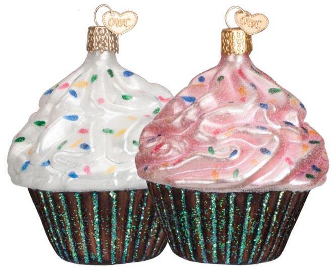 Old World - Chocolate Cupcakes