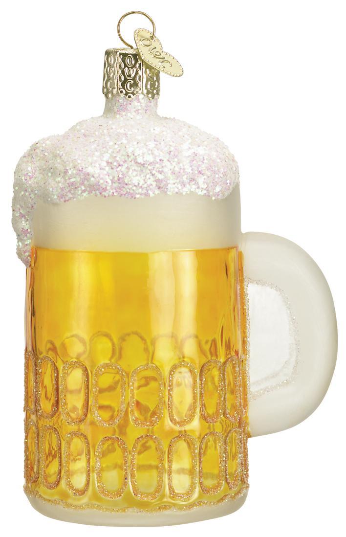Old World - Mug of Beer