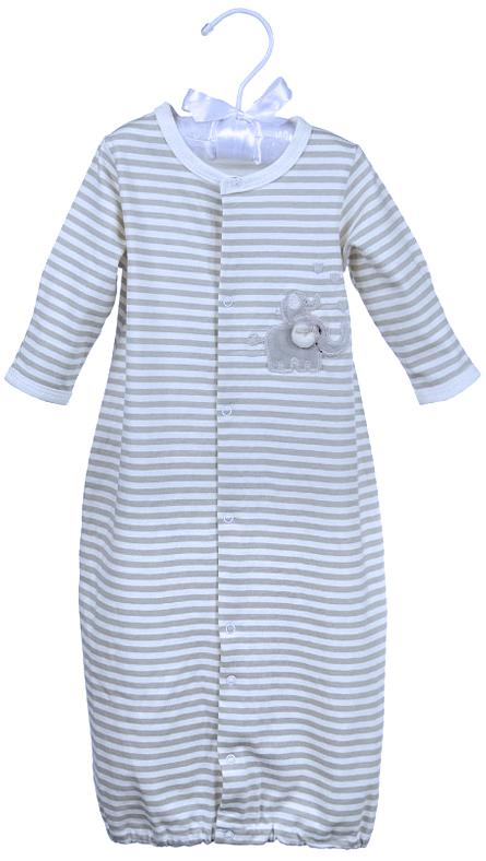 Elephant Convertible Playsuit and Sleeper