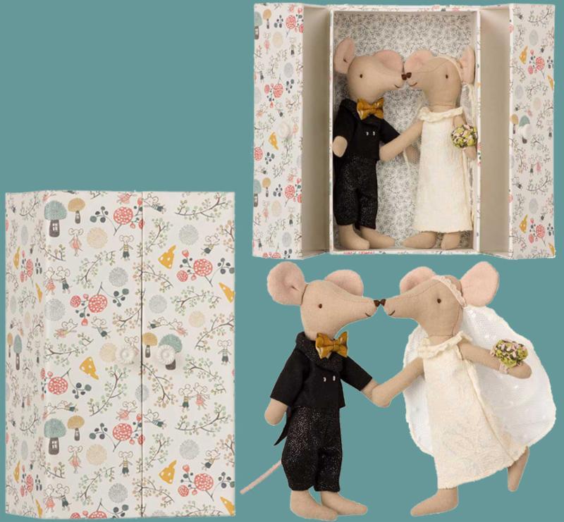 Maileg - Bride & Groom