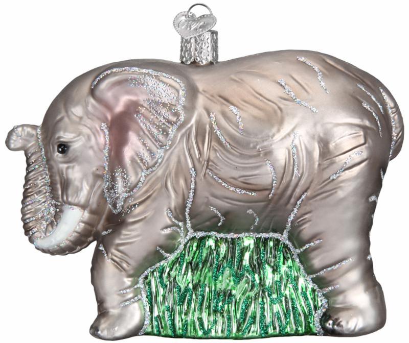 Old World - Large Elephant