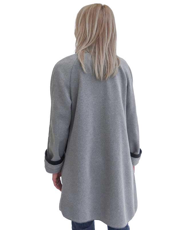 Chloe Fleece Coat