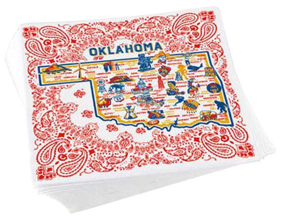 Oklahoma Napkin