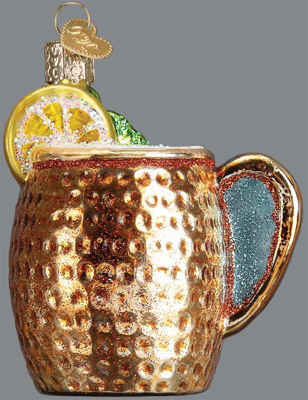 Old World - Moscow Mule Mug