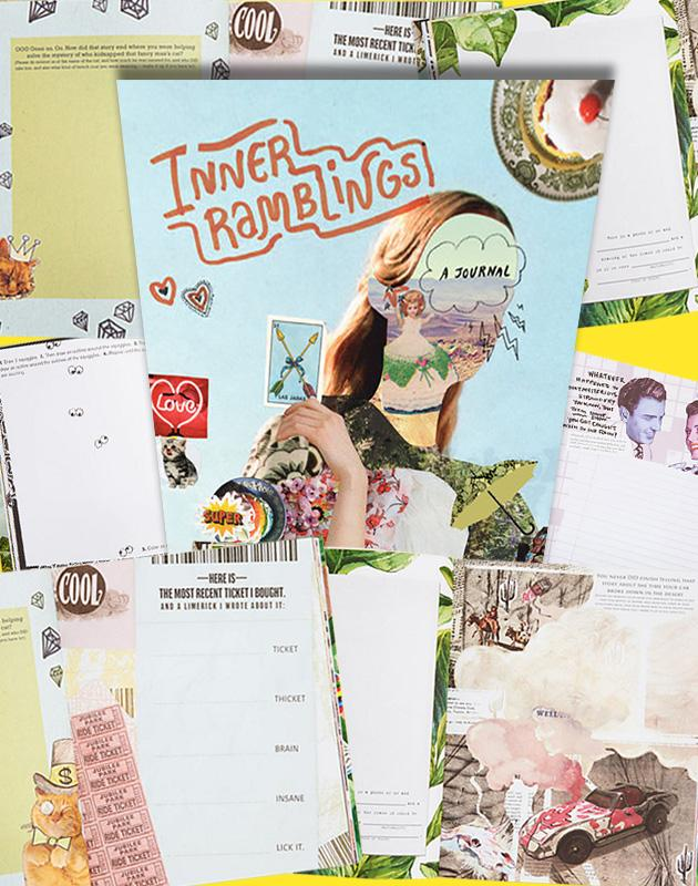 Book - Inner Ramblings A Journal
