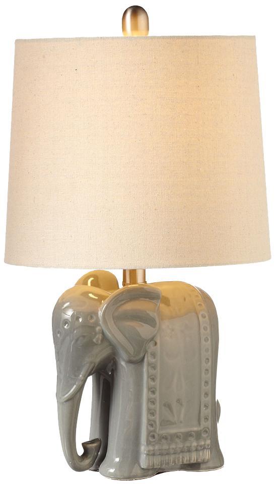 Elephant Accent Lamp