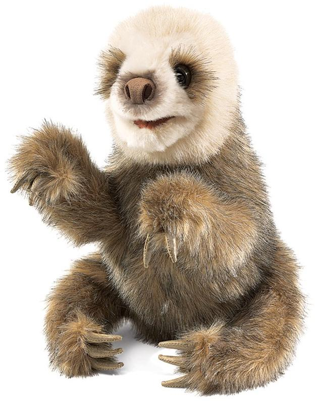 Folkmanis-Baby Sloth