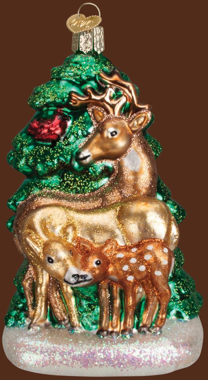 Old World - Deer Family