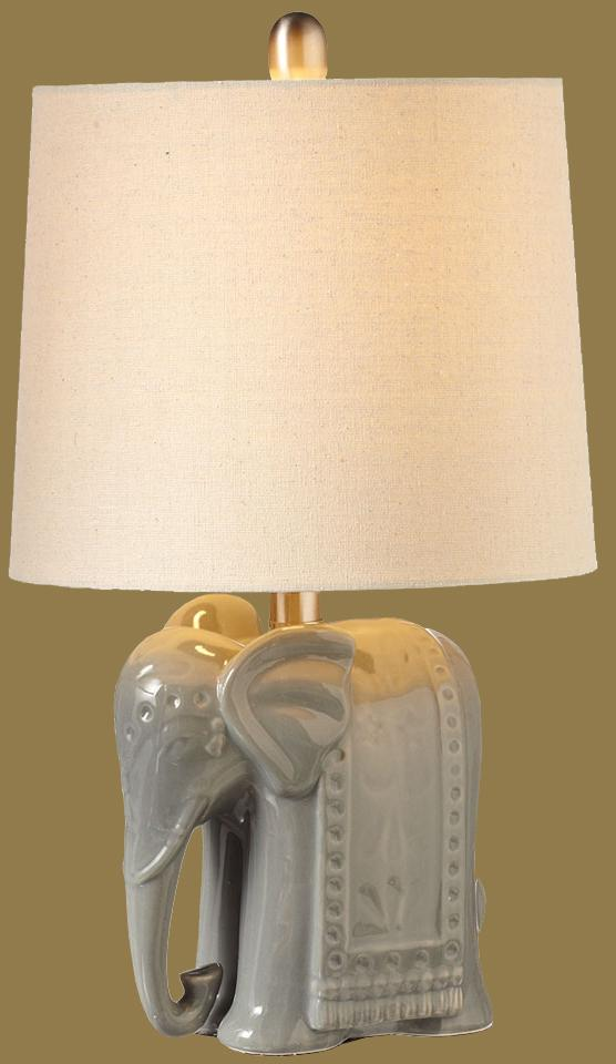 Elephant Accent Lamp