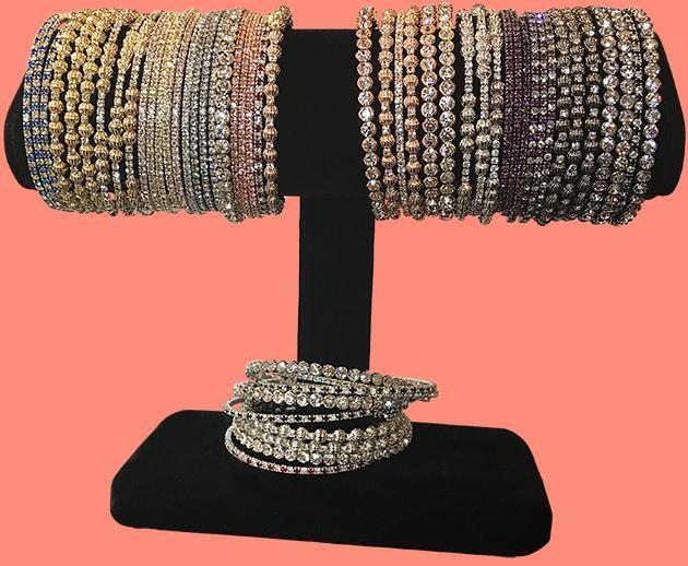Sparkly Bracelets