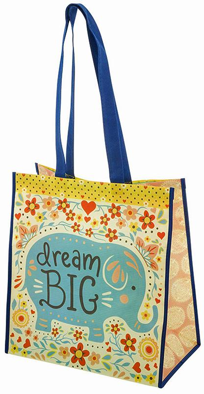 Elephant Dream Big Large Bag