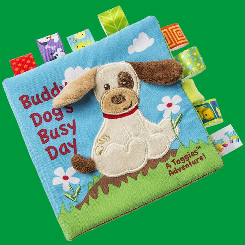 Buddy Dog Busy Day