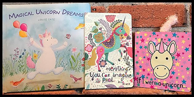 Unicorn Books & Journal