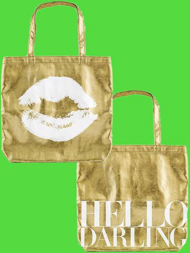Golden Totes
