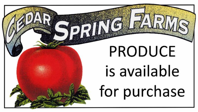 Cedar Spring Farms