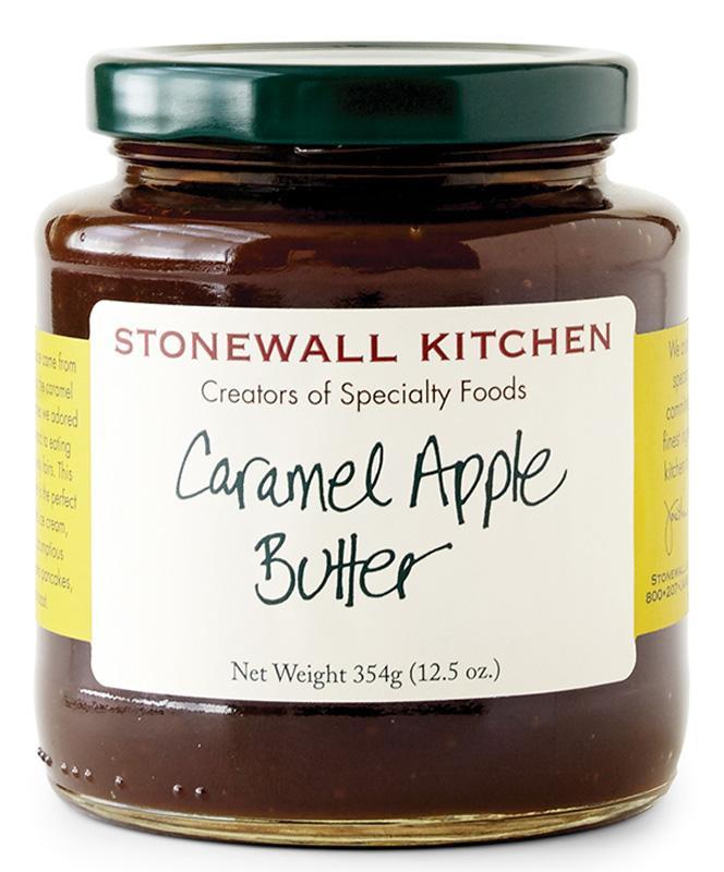 Caramel Apple Butter