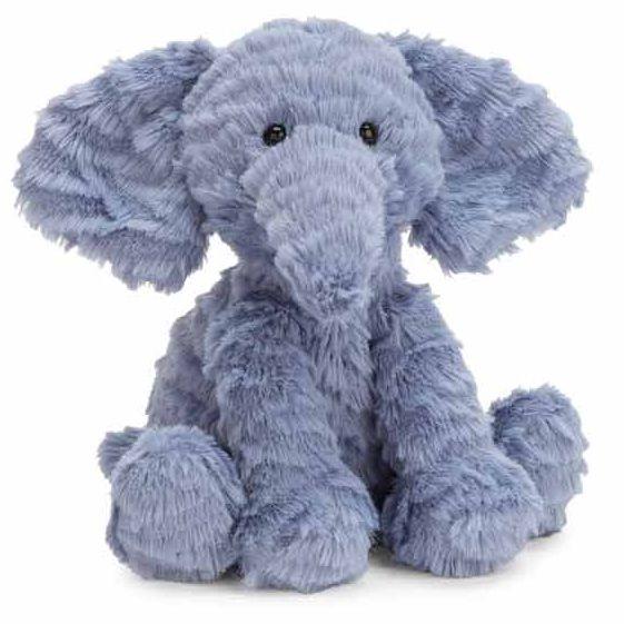 Jellycat Baby Fuddlewuddle Elephant