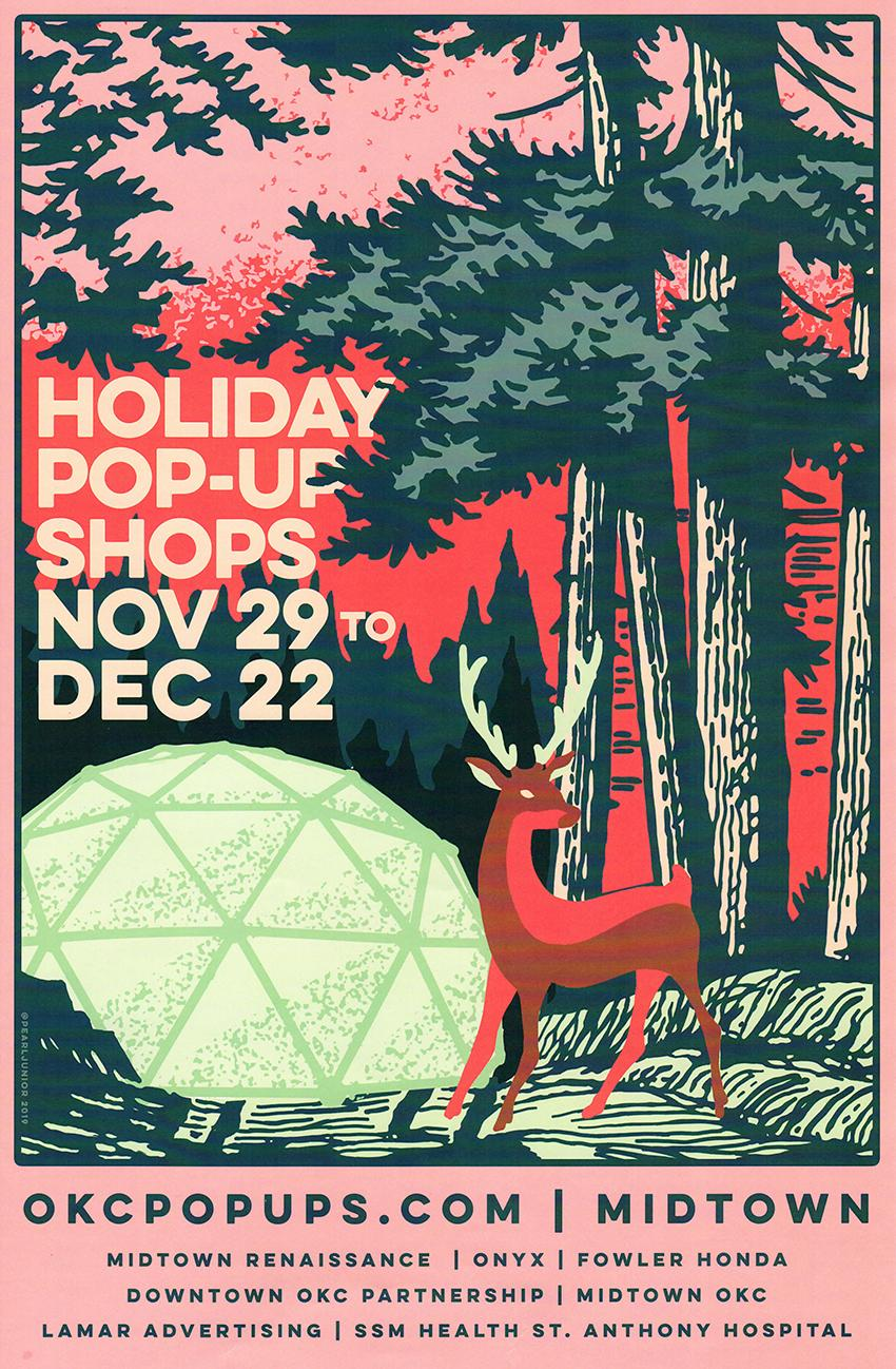 OKC Holiday Pop-Up Shops