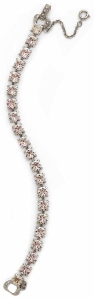 Sorrelli - Repeating Round Crystal Line Bracelet