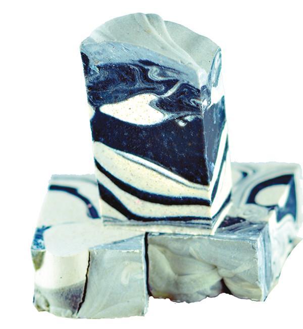 Charcoal Tea Tree Detox - Handcrafted Vegan Face Soap