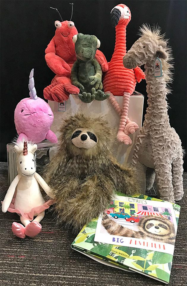 Jellycat - Cover Models