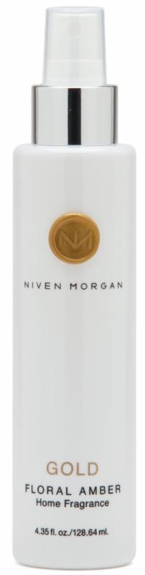 Niven Morgan Gold Home Fragrance